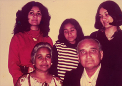 Ray Wijewardena, Family and Friends