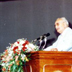 Ray Wijewardene speaks at the Convocation of the Informatics Institute of Computer Studies, Colombo, circa 2005